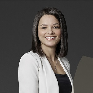 Sarah Benammar qui sourit